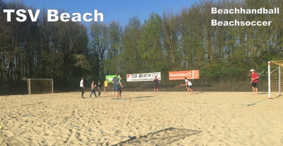 Beachhandball - Beachsoccer