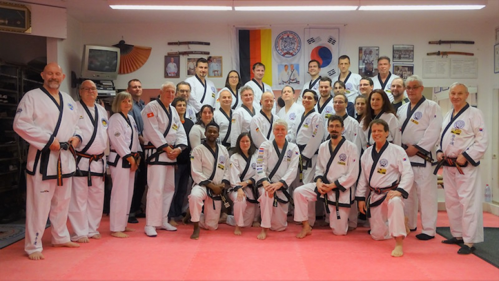 neuer Verband gegründet - Traditional Global Tang Soo Do Association